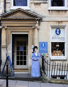 """Jane Austen Bath England   The Jane Austen Centre"""" Bath, England   Flickr - Photo Sharing!"""