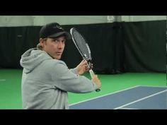 Tennis Tips:  Backhand Slice - http://sport.linke.rs/tennis/tennis-tips-backhand-slice/