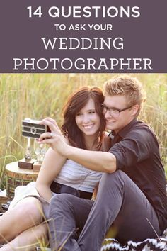 14 questions to ask a wedding photographer! {Photo: Jenny Lindsey Photography}