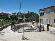 7 Best San Diego California Pool Fences Images California Pools Pool Fence Fencing Companies