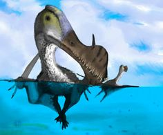 Mark Witton's Pterosaurs: beautiful, lavish, scholarly and comprehensive
