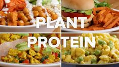 How To Get Plenty Of Protein Without Meat Or Dairy - YouTube