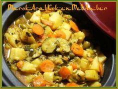 Marokkaans/Arabisch koken met Amber