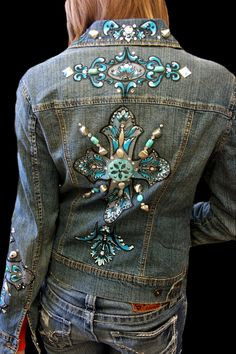 Unique one of a kind hand painted wearable art. Cool pieces that can be created for you.