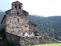 Sant Julia de Loria, Andorra, Pyrennes