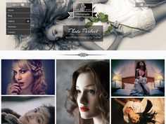 Want to create a perfect photography website? Start creating your site with any of these best feature-rich free photography WordPress themes and templates Photography Themes, Free Photography, Photography Website, Best Free Wordpress Themes, Premium Wordpress Themes, Wordpress Free, Themes Photo, Cool Themes, Wordpress Gallery