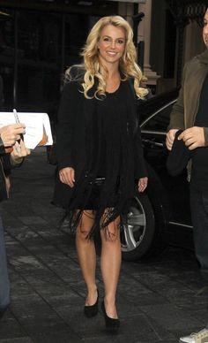 #BritneySpears El Día de Hoy en Londres
