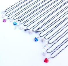 Swarovski Elements Crystal Necklaces. Wholesaler from Bangkok Thailand.We supply deals websites from SE Asia.UK Deals Specialists.