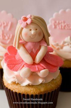 Ballerina Cake Topper........