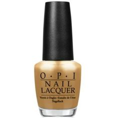 Opi Opi Nail Lacquer Nail Polish, Rollin In Cashmere ($8.99) ❤ liked on Polyvore featuring beauty products, nail care, nail polish, gold, opi, opi nail polish, opi nail varnish, opi nail lacquer and peel nail polish