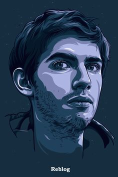 Poster & Portraits 2012 by Vincent Rhafael Aseo, via Behance