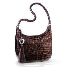 Our selection of Brighton Fall Handbags is beautiful! We would love to help you choose the perfect one for you!