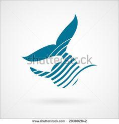 blue whale logo - Поиск в Google