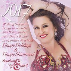 Happy New Year 2017 ! #nourhan #nourhansharif  #mikael