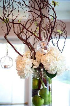 Fall Wedding Ideas - Fall Wedding Centerpieces | Wedding Planning, Ideas & Etiquette | Bridal Guide Magazine