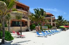 Beachfront condo in the heart of Playa del Carmen $625,000 USD