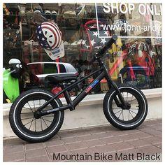 #johnandy #kiddimoto #balancebike #mattblack #mountainbike #00302109703888  https://www.john-andy.com/gr/kids/balance-bikes-scooters/kiddimoto/kiddimoto-mountain-bike-37525.html