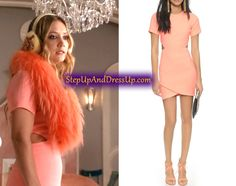Chanel in Scream Queens, Billie Lourd Scream Queens Costume, Scream Queens Fashion, Billie Lourd, Queen Outfit, Character Inspired Outfits, Queen Fashion, Queen Costume, 15 Dresses, Elizabeth And James