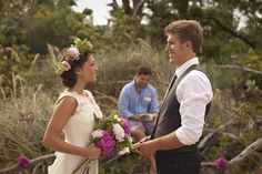 Styled Beach Elopement // Photo By: http://stephanieasmith.com