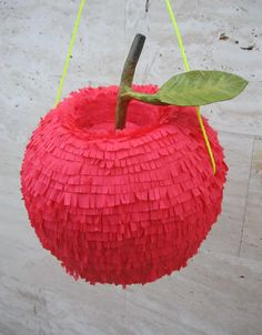 Piñatas~Apple Piñata