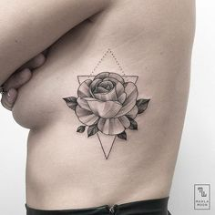 Rose Tattoo by Marla
