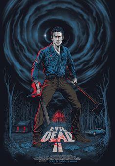 Evil Dead 2 by Gary Pullin.