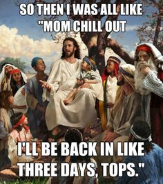 happy easter! lol
