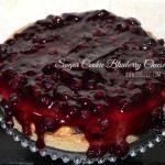 ~Sugar Cookie Blueberry Cheesecake!