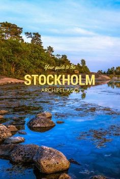 Like stepping stones out into the pristine waters of the Baltic Sea, the island communities of the Stockholm Archipelago boast a rich heritage. Keen to get off the beaten path on the Stockholm Archipelago? Here's our guide. | wanderlusters.com