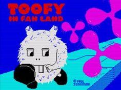 Toofy In Fan Land [Sinclair ZX Spectrum] - Jungsis Corner