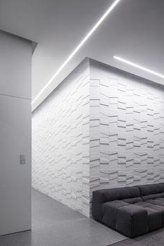 Layers of White / Pitsou Kedem Architects: