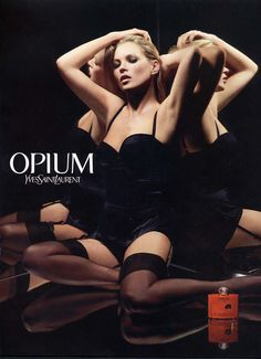 YSL ♥ Opium
