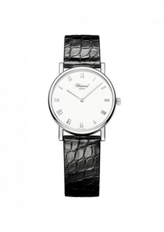 Chopard Watches Classic 18-karat white gold
