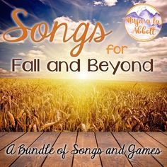 This was a Fall 2016 Growing Bundle that has now is complete. It is quite a bargain with all the song notations, PDFs for teaching, literacy activities and games that have been included.