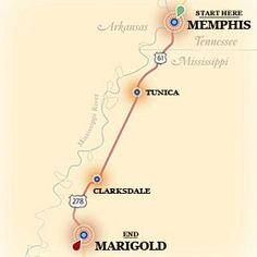Delta Blues Highway | Journey from Memphis to Merigold, Mississippi, for juke joints, hot tamales, and Morgan Freeman at the crossroads. | SouthernLiving.com