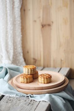 mooncakes by Vivian An, via Flickr