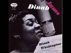 "DINAH WASHINGTON ""Dream"""