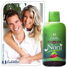 Noni Organic Calivita.Sucul organic din Morinda Citrifolia, Noni Organic