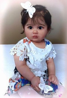 Julieta by Ping Lau - Online Store - City of Reborn Angels Supplier of Reborn Doll Kits and Supplies