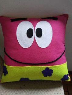 Dyi Pillows, Cute Cushions, Cute Pillows, Sewing Pillows, Kids Pillows, Animal Pillows, Felt Crafts, Fabric Crafts, Art Classroom Decor