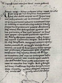Guido d'Arezzo's anthem Ut queant Laxis