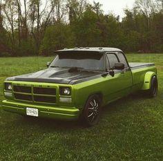 gen Club Cab Ram custom paint, lowered dually -ℛℰ℘i ℕnℰD by Averson Automotive Group LLC Dodge Dually, Old Dodge Trucks, Dodge Pickup, Dually Trucks, 6x6 Truck, Dodge Cummins, Pickup Trucks, Mopar, Chevy Pickups