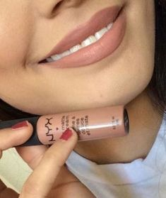soft matte lip cream in & is the perfect nude. soft matte lip cream in london is the perfect nude. Purple Lipstick, Nude Lipstick, Matte Lips, Cheap Lipstick, Lip Gloss Colors, Lip Colors, Beard Makeup, Lip Makeup, Makeup Brush Dupes
