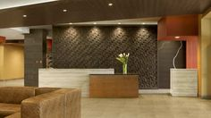 The Broadway Columbia - a DoubleTree by Hilton Hotel, MO - Reception Desk