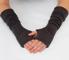 Gina REnee Designs - Fingerless Glove Sewing Pattern - Fingerless gloves PDF Sewing Pattern