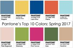Pantone Spring/Summer 2017 Top 10!! On Instagram by  @mssierrabailey