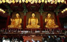 Buddhism Temple in Bangladesh