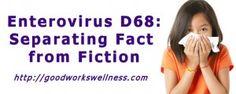 Enterovirus D68:  Separating Fact from Fiction Good Works Wellness Research, LLC http://goodworkswellness.com
