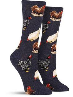 Hen House Socks | Womens