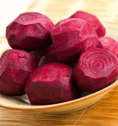 The high iron content in red beetroot makes it suitable food for those suffering from anemic disorders or chronic fatigue by giving tone and energy
